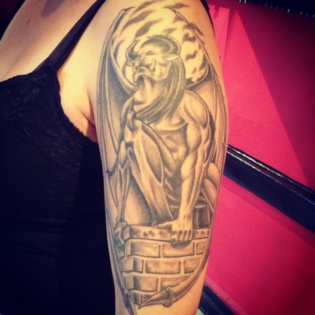 best feminine half sleeve tattoos photo - 1