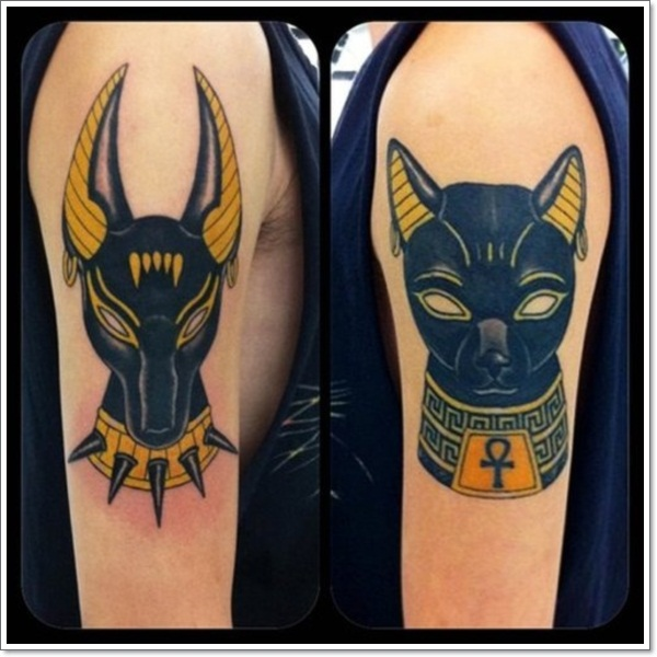 choosing cat tattoos designs photo - 1