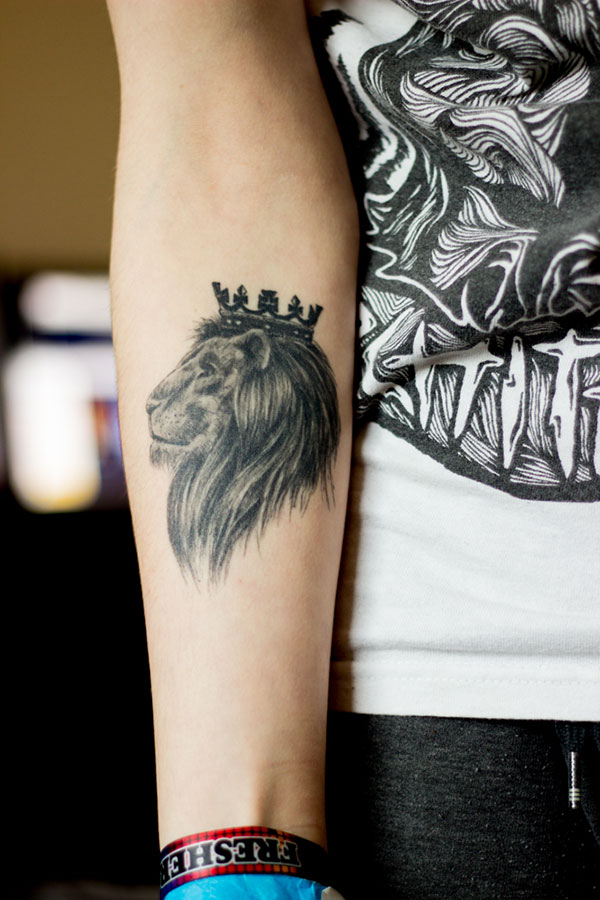 daisy flower dream catcher tattoo design photo - 1