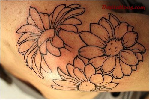eye catching ivy tattoo design photo - 2