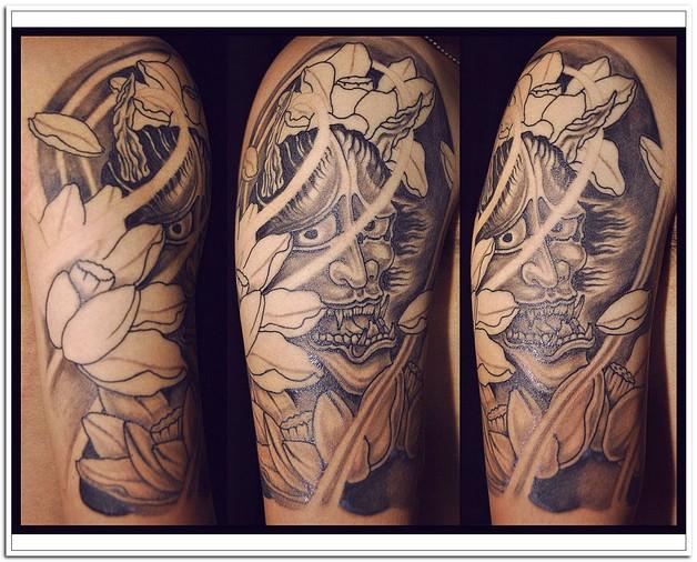 Feminine Sleeve Tattoo Designs