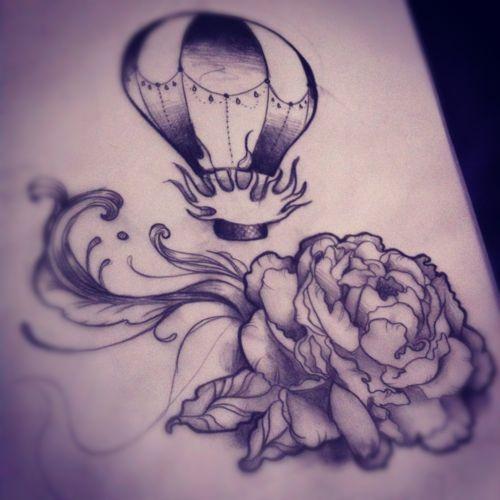 full sleeve tattoos of flowers photo - 2