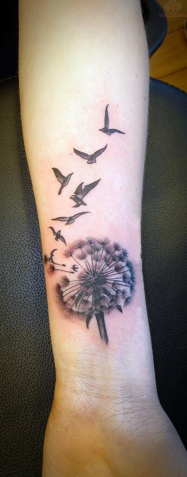 lovely dream catcher tattoo on shoulder for girls photo - 2
