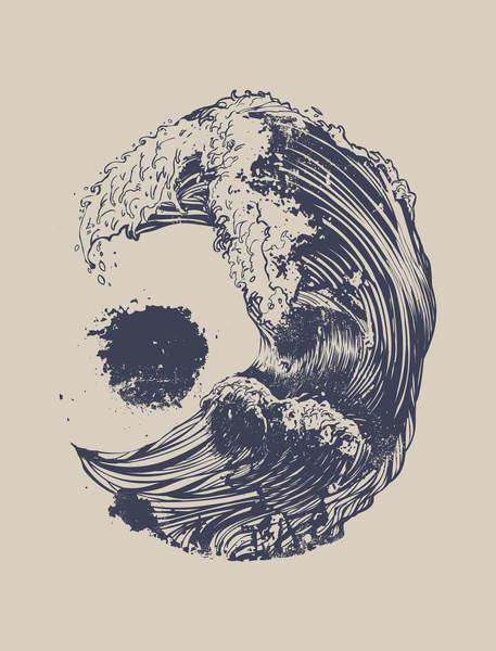 star and ocean sleeve tattoos photo - 1