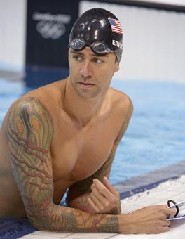 star and olympic tattoos on shoulder photo - 2