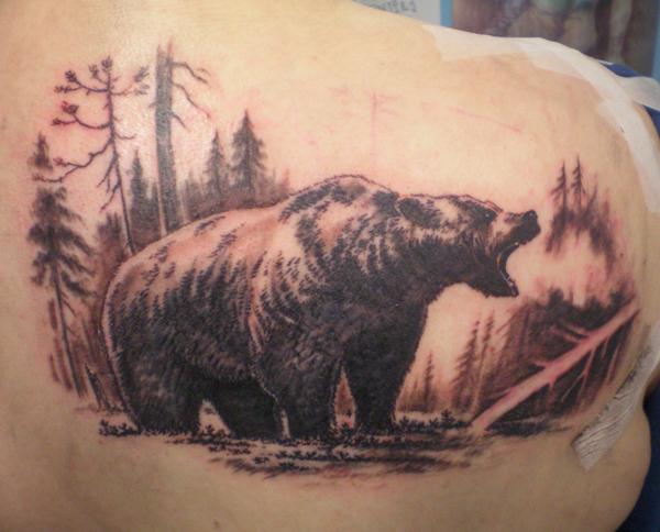 tremendous cat tattoo design photo - 2
