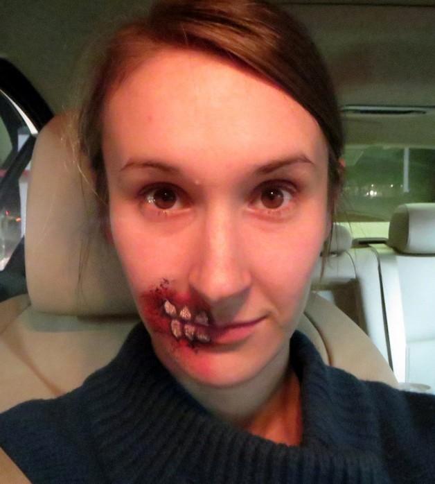 worst extreme tattoo on face photo - 1