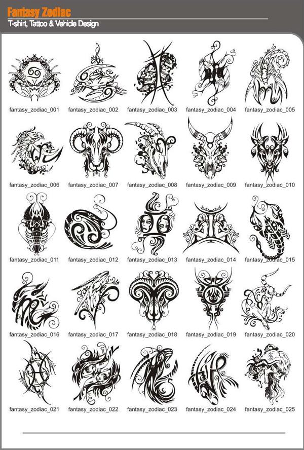 zodiac virgo sign with flowers tattoo designs rh all tattoos for men com zodiac tattoo designs sagittarius horoscope tattoo designs free